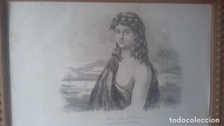 GRABADO ORIGINAL DEL AÑO 1837 (Arte - Grabados - Modernos siglo XIX)