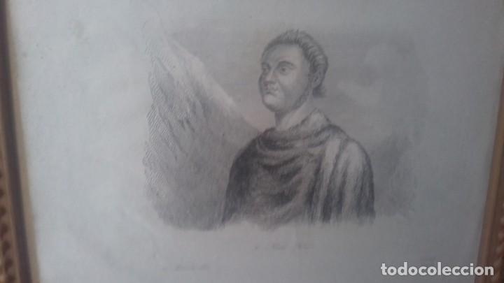 Arte: Grabado original del año 1837 - Foto 2 - 138041170