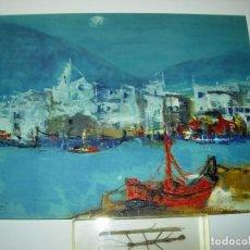 Arte: JORDI MERCADER FARRES / CADAQUES. Lote 138238354