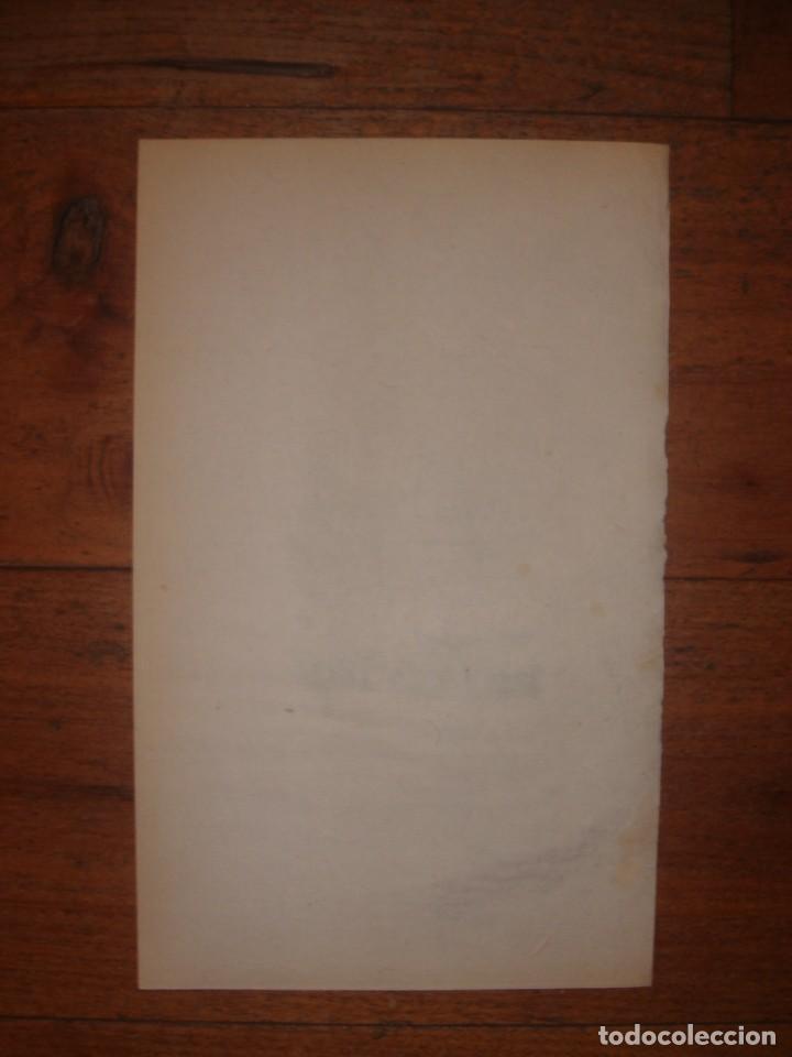 Arte: INFRECUENTE XILOGRAFÍA TORRE VELA, ALHAMBRA, GRANADA, ORIGINAL, 1835, DAVID ROBERTS, 1ªEDICIÓN. - Foto 7 - 139610182