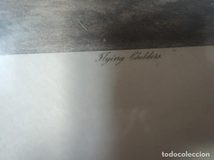 Arte: GRABADO ANTIGUO ENMARCADO P. FILLERMANNS DE KING GEORGE 1st. at NEWMARKET 1722 - Foto 15 - 140326054