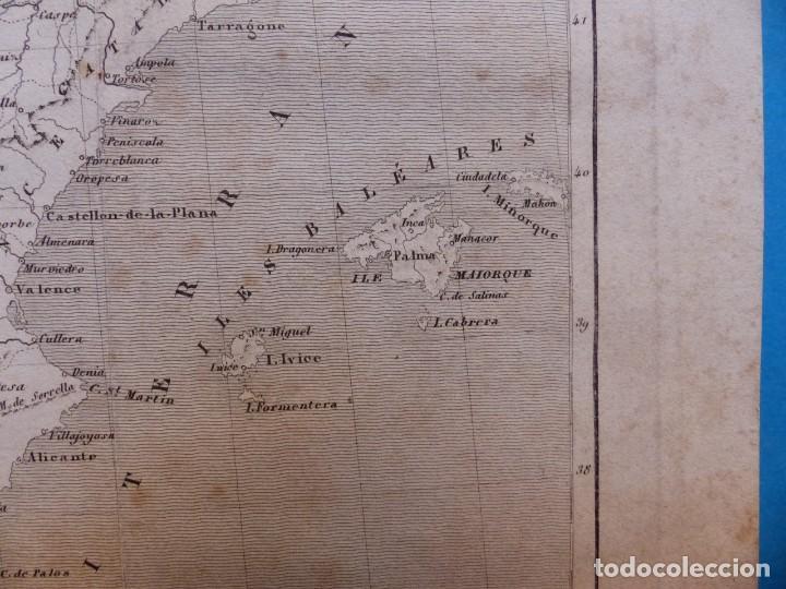 Arte: ESPAÑA Y PORTUGAL, TH. DUVOTENAY - PRECIOSO GRABADO - AÑOS 1860-1890 - Foto 6 - 140974862