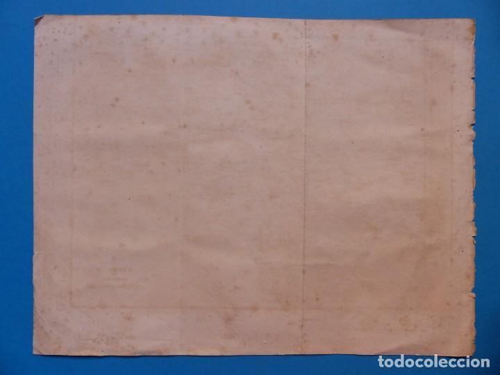 Arte: ESPAÑA Y PORTUGAL, TH. DUVOTENAY - PRECIOSO GRABADO - AÑOS 1860-1890 - Foto 10 - 140974862