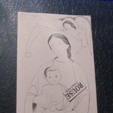 Arte: JAUME PLA - ANTIGUO GRABADO ORIGINAL - FIRMADO A LAPIZ - 21X11,5 CM. . Lote 142080682