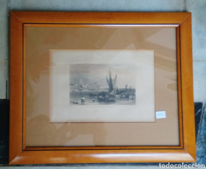 Arte: Grabado siglo XIX - Foto 5 - 142230972