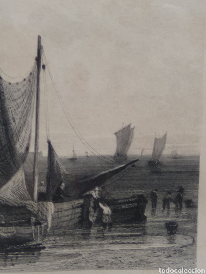Arte: Grabado siglo XIX - Foto 8 - 142230972