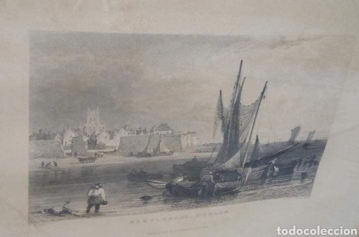 Arte: Grabado siglo XIX - Foto 2 - 142230972
