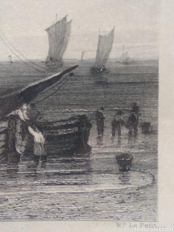 Arte: Grabado siglo XIX - Foto 3 - 142230972