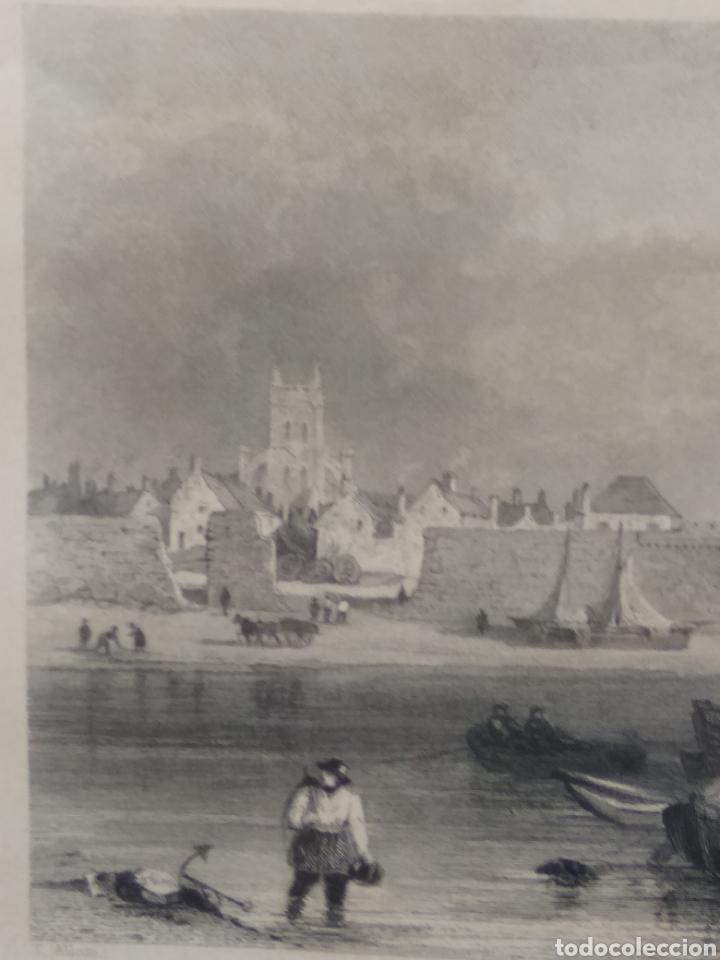 Arte: Grabado siglo XIX - Foto 6 - 142230972