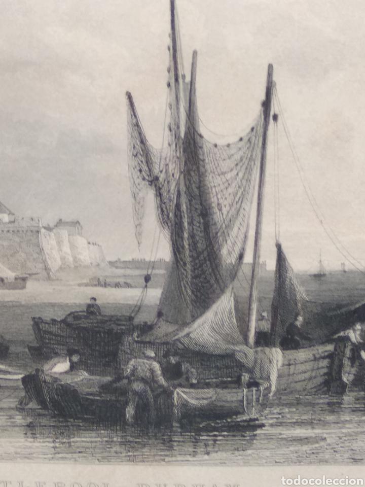 Arte: Grabado siglo XIX - Foto 7 - 142230972