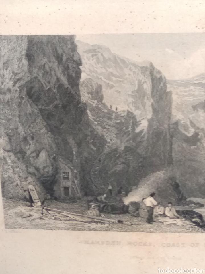Arte: Grabado siglo XIX - Foto 3 - 142231405