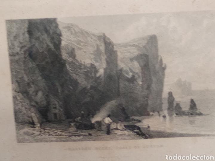 Arte: Grabado siglo XIX - Foto 8 - 142231405