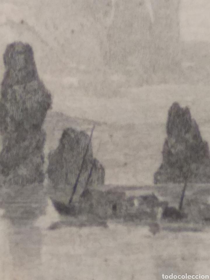 Arte: Grabado siglo XIX - Foto 9 - 142231405