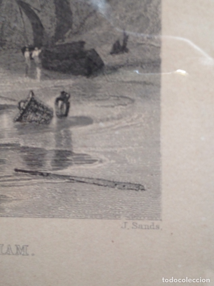 Arte: Grabado siglo XIX - Foto 3 - 142232497