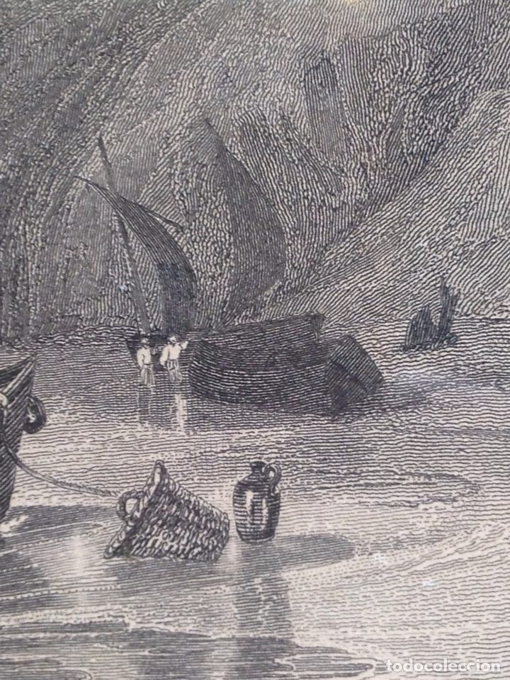 Arte: Grabado siglo XIX - Foto 6 - 142232497