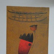 Arte: ANTONIO COLLADO. GRABADO.. Lote 142772986