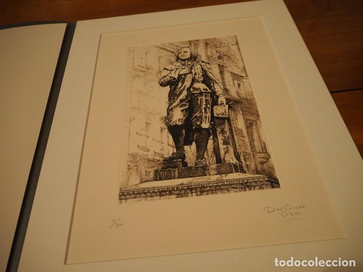Arte: Dino Corrado Ciacci. Grabado Bartolomé Esteban Murillo. Firmado y Numerado 7/300. 2001 - Foto 2 - 143598358
