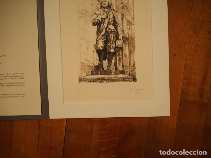 Arte: Dino Corrado Ciacci. Grabado Bartolomé Esteban Murillo. Firmado y Numerado 7/300. 2001 - Foto 4 - 143598358