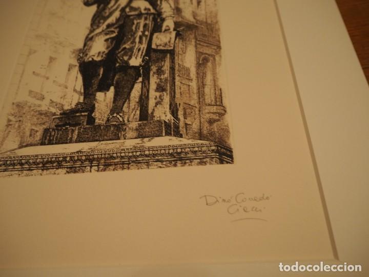 Arte: Dino Corrado Ciacci. Grabado Bartolomé Esteban Murillo. Firmado y Numerado 7/300. 2001 - Foto 5 - 143598358