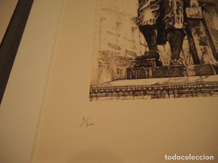 Arte: Dino Corrado Ciacci. Grabado Bartolomé Esteban Murillo. Firmado y Numerado 7/300. 2001 - Foto 6 - 143598358