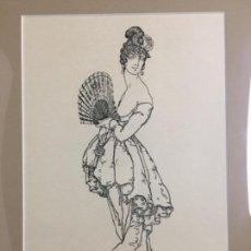 Arte: NÉSTOR MARTÍN-FERNÁNDEZ DE LA TORRE. AÑO 1913.. Lote 143762390
