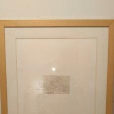 Arte: EDUARDO CHILLIDA - HOMENAJE A ROSALÍA DE CASTRO. Lote 143782366