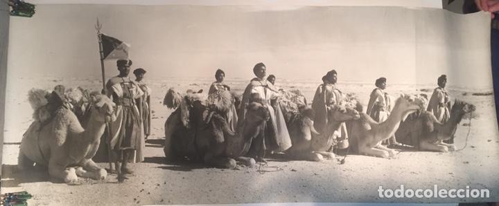 Arte: Grabado o fotografía impresa sobre tela del Sahara - Foto 2 - 144491341