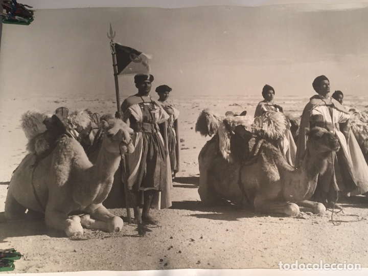 Arte: Grabado o fotografía impresa sobre tela del Sahara - Foto 3 - 144491341