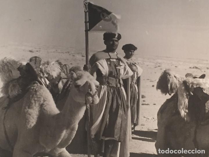 Arte: Grabado o fotografía impresa sobre tela del Sahara - Foto 4 - 144491341