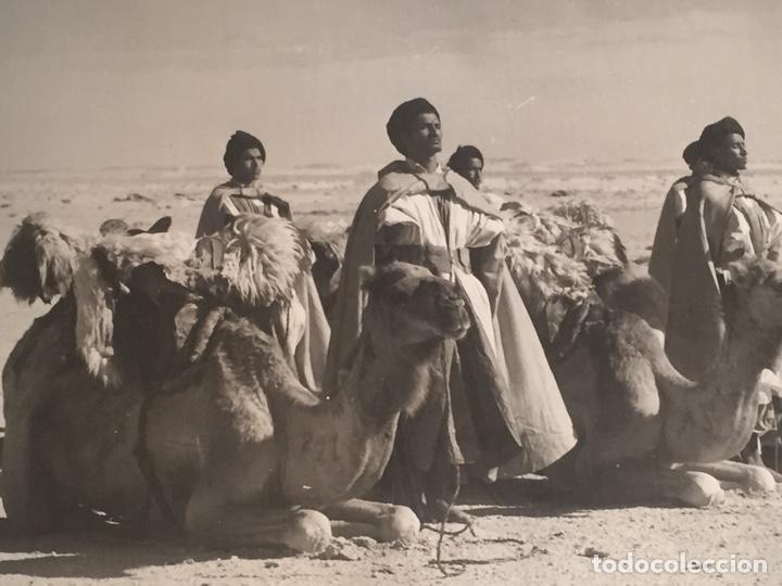 Arte: Grabado o fotografía impresa sobre tela del Sahara - Foto 5 - 144491341