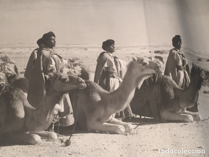 Arte: Grabado o fotografía impresa sobre tela del Sahara - Foto 6 - 144491341