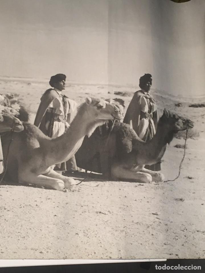 Arte: Grabado o fotografía impresa sobre tela del Sahara - Foto 7 - 144491341