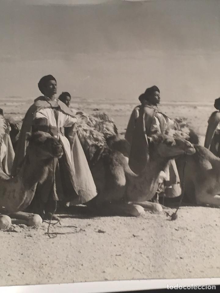 Arte: Grabado o fotografía impresa sobre tela del Sahara - Foto 8 - 144491341