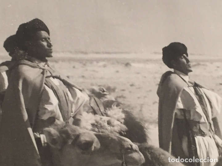 Arte: Grabado o fotografía impresa sobre tela del Sahara - Foto 9 - 144491341
