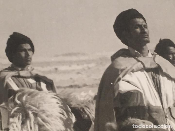 Arte: Grabado o fotografía impresa sobre tela del Sahara - Foto 10 - 144491341