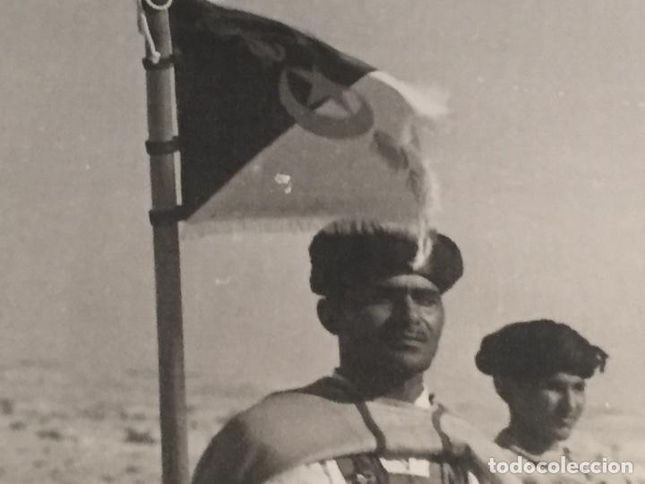Arte: Grabado o fotografía impresa sobre tela del Sahara - Foto 11 - 144491341