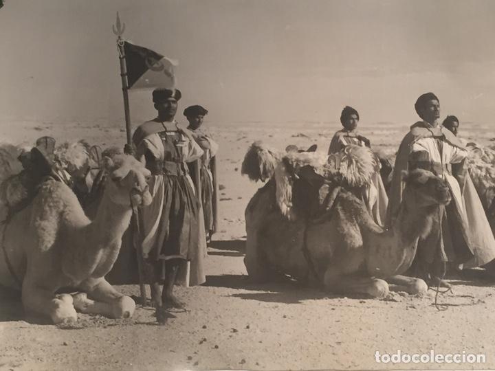 Arte: Grabado o fotografía impresa sobre tela del Sahara - Foto 12 - 144491341