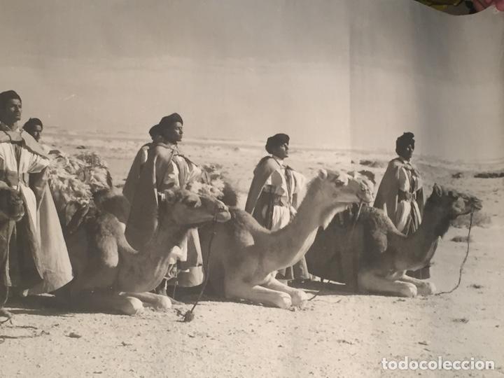 Arte: Grabado o fotografía impresa sobre tela del Sahara - Foto 13 - 144491341