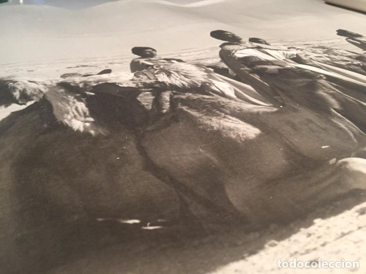 Arte: Grabado o fotografía impresa sobre tela del Sahara - Foto 16 - 144491341