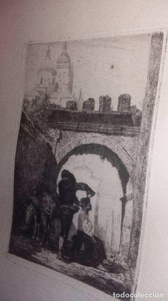 Arte: grabado siglo XIX - Foto 3 - 136130730