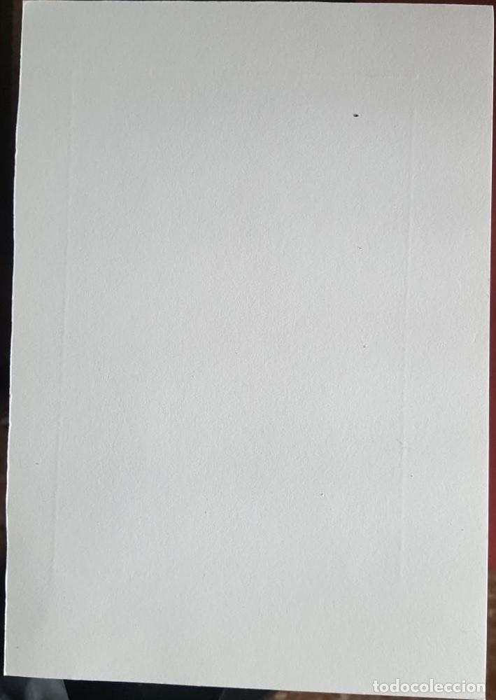 Art: JOAN MIRÓ GRABADO ORIGINAL FIRMADO A LAPIZ,E.A.,Femme et oiseau,29.5x20 CMS - Foto 4 - 146866394