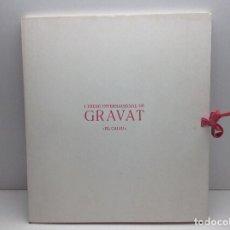 Arte: I PREMI INTERNACIONAL DE GRAVAT - EL CALIU 1996 - CENTRE CATOLIC OLOT - EVA PUIG CARCAVILLA. Lote 146049650