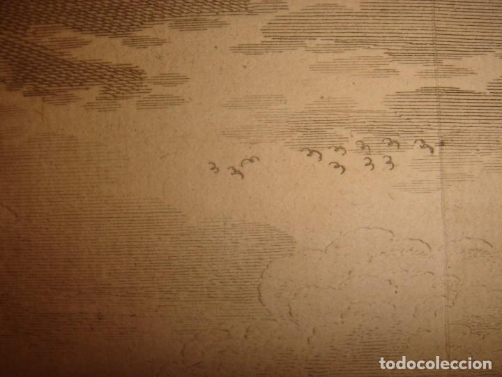 Arte: GRABADO VISTA BURGOS, CASTILLA LA VIEJA, ORIGINAL,1715, VAN DER AA,ESPLÉNDIDO - Foto 12 - 146160222