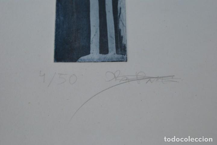 Arte: GRABADO DE MAR PAJARÓN GUERRERO - NATURALEZA - Foto 3 - 146791522