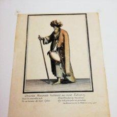 Arte: GRABADO SIGLO XVIII, CHRESTIEN MORONNITE.. Lote 147584438