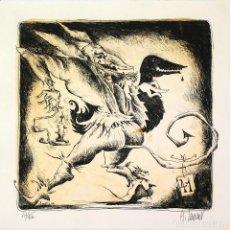 Arte: GRABADO DE ALBERT LEMANT. Lote 148049578