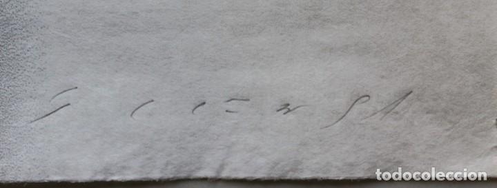 Arte: JAUME PLENSA LITOGRAFIA GOFRADO CON RELIEVE .91X62 CM Firmado y numerado a mano - Foto 4 - 148604138