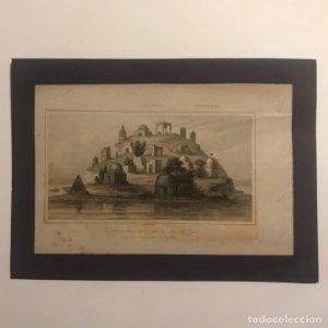 Tartaria. Sepulcros en una isla del Río Sir 18x25 cm