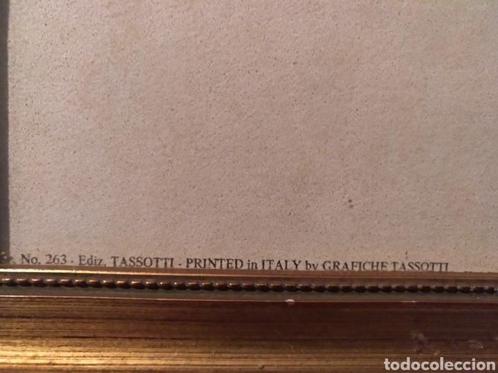 Arte: Lote 4 láminas grabados numerados 260, 261, 262, 263 las estaciones del año - Foto 6 - 148795665