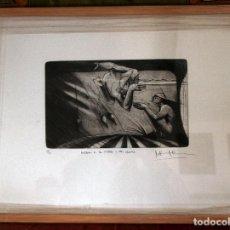 Arte: GRABADO ENMARCADO. Lote 148945606